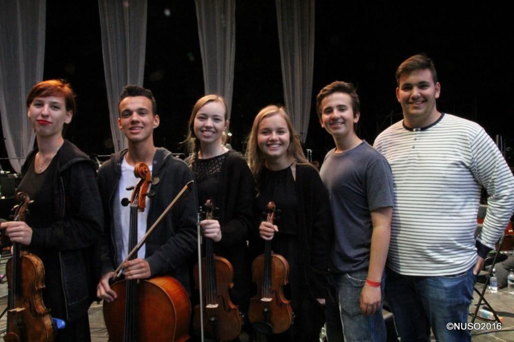 Gjengen fra Sandnes kulturskole :-)